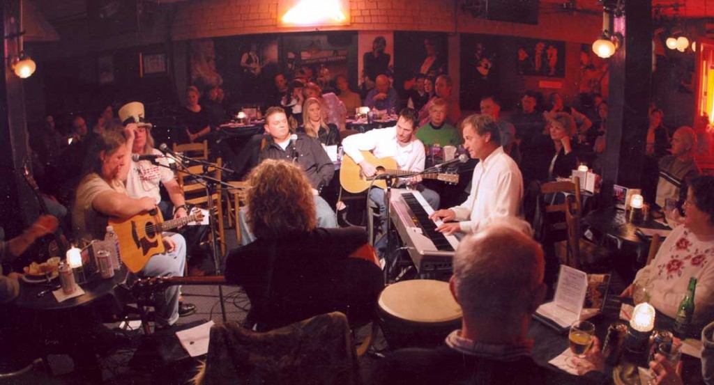live at the bluebird
