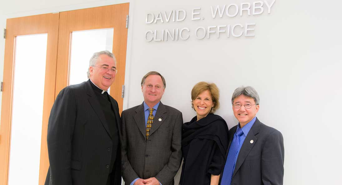 david worby clinic office