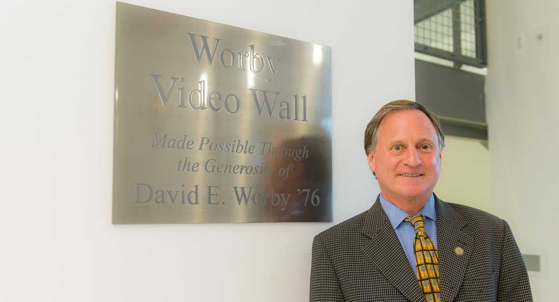 worby video wall