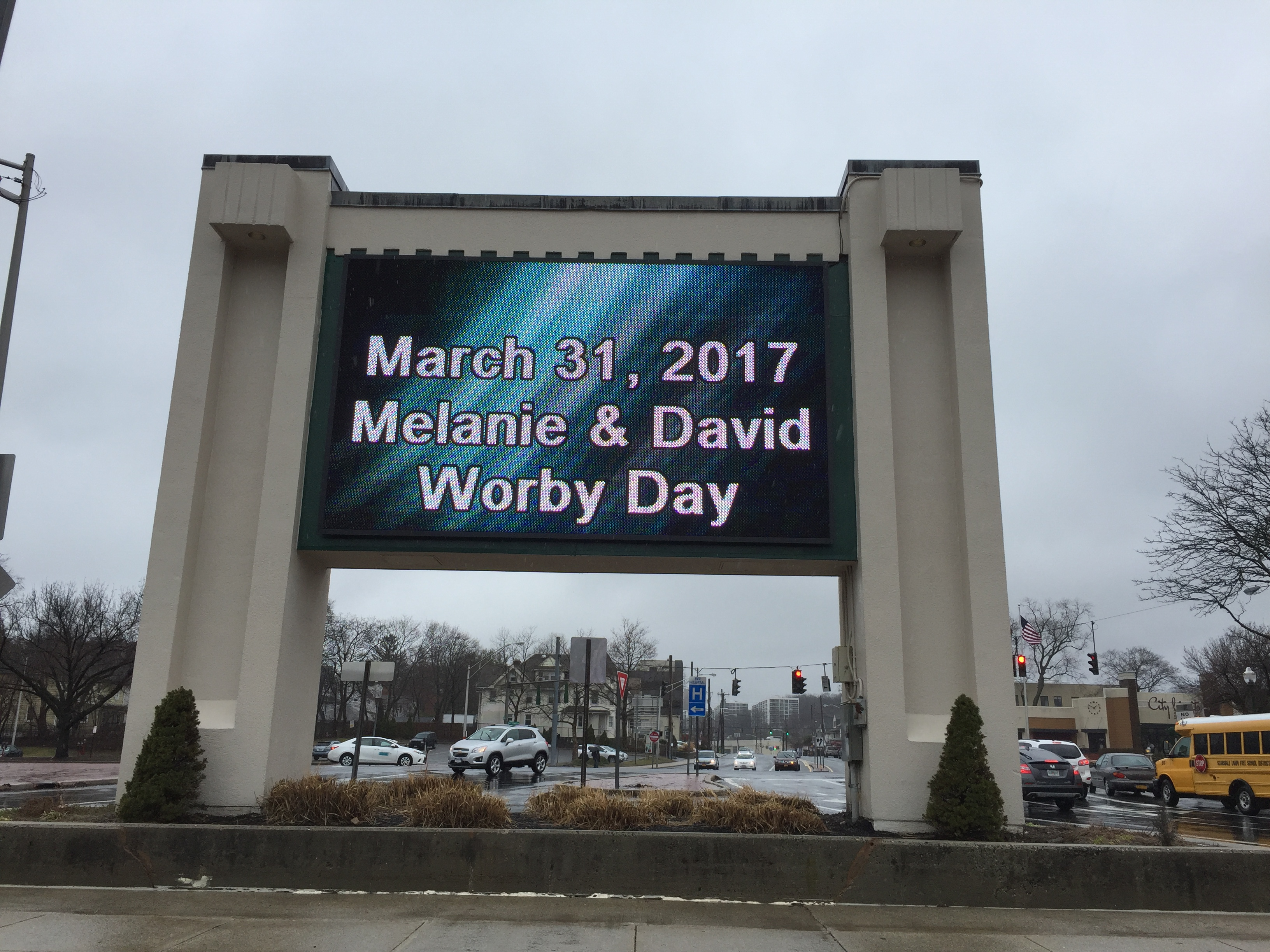 David Worby Day