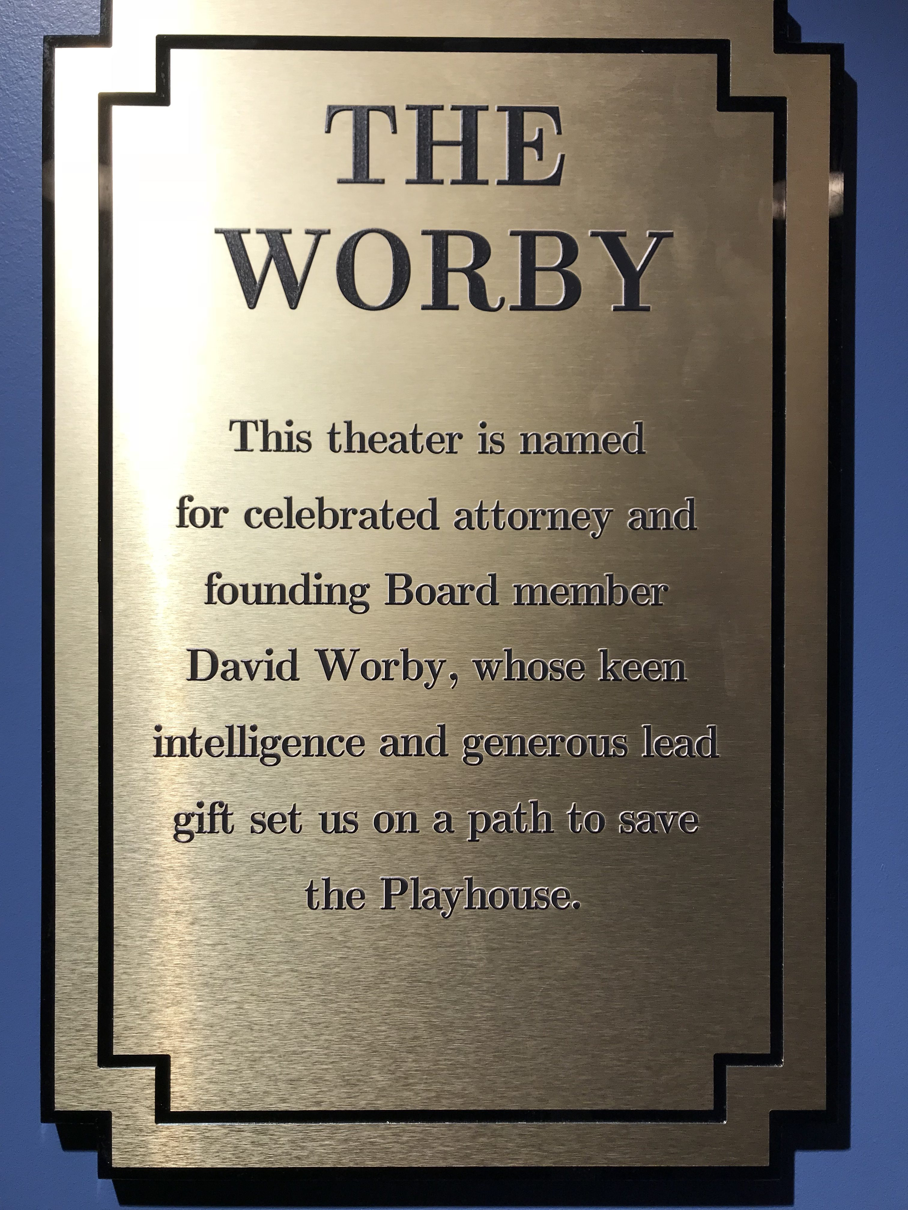 The Worby